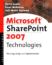 Cover image for Microsoft SharePoint 2007 Technologies