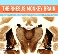 Cover image for The Rhesus Monkey Brain in Stereotaxic Coordinates