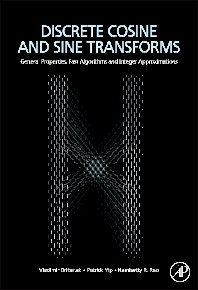 Cover image for Discrete Cosine and Sine Transforms