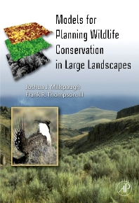 Cover image for Models for Planning Wildlife Conservation in Large Landscapes