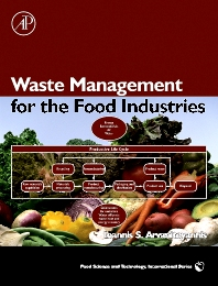 Cover image for Waste Management for the Food Industries