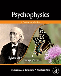 Cover image for Psychophysics