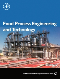 Food Process Engineering and Technology - 1st Edition - ISBN: 9780123736604, 9780080920238