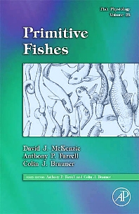 Cover image for Fish Physiology: Primitive Fishes