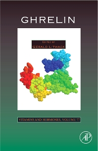 Ghrelin, 1st Edition,Gerald Litwack,ISBN9780123736857