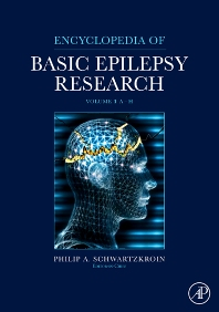 Encyclopedia of Basic Epilepsy Research, 1st Edition,Philip Schwartzkroin,ISBN9780123736888