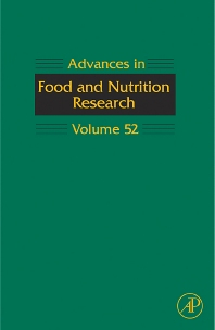 Advances in Food and Nutrition Research, 1st Edition,Steve Taylor,ISBN9780123737113