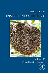 Cover image for Advances in Insect Physiology