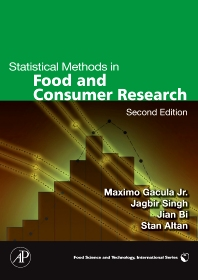 Statistical Methods in Food and Consumer Research, 2nd Edition,Maximo Gacula, Jr.,Jagbir Singh,Jian Bi,Stan Altan,ISBN9780123737168