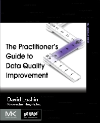 Cover image for The Practitioner's Guide to Data Quality Improvement
