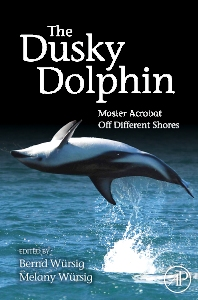Cover image for The Dusky Dolphin