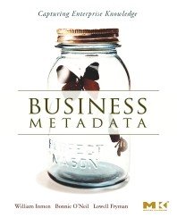 Cover image for Business Metadata: Capturing Enterprise Knowledge