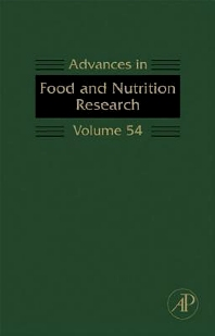 Advances in Food and Nutrition Research, 1st Edition,Steve Taylor,ISBN9780123737403