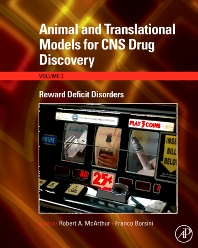 Cover image for Animal and Translational Models for CNS Drug Discovery: Reward Deficit Disorders