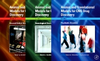 Animal and Translational Models for CNS Drug Discovery - 1st Edition - ISBN: 9780123738615, 9780080920412