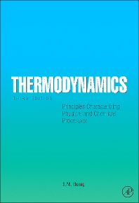 Thermodynamics - 3rd Edition - ISBN: 9780123738776, 9780080525341