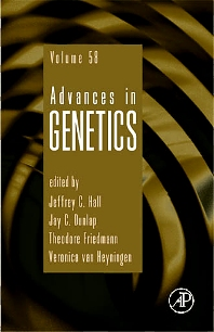 Advances in Genetics, 1st Edition,Jeffrey Hall,ISBN9780123738820