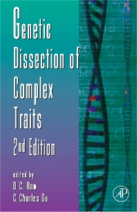 Cover image for Genetic Dissection of Complex Traits