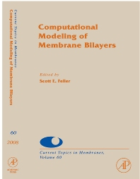 Computational Modeling of Membrane Bilayers, 1st Edition,V. Sundararajan,ISBN9780123738936