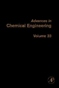 Advances in Chemical Engineering - 1st Edition - ISBN: 9780123739001, 9780080557212