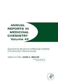 Annual Reports in Medicinal Chemistry, 1st Edition,John Macor,ISBN9780123739124