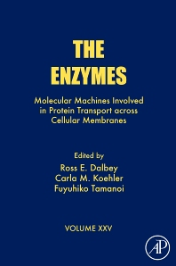 The Enzymes, 1st Edition,Ross Dalbey,Carla Koehler,Fuyuhiko Tamanoi,ISBN9780123739162