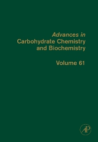 Advances in Carbohydrate Chemistry and Biochemistry, 1st Edition,Derek Horton,ISBN9780123739209