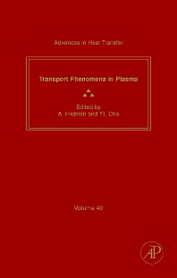 Transport Phenomena in Plasma, 1st Edition,James Hartnett †,ISBN9780123739230
