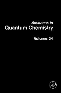 Advances in Quantum Chemistry, 1st Edition,John Sabin,Erkki Brandas,ISBN9780123739261