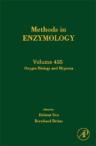 Oxygen Biology and Hypoxia - 1st Edition - ISBN: 9780123739704, 9780080554860