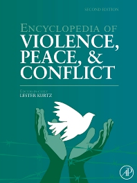 Cover image for Encyclopedia of Violence, Peace, and Conflict