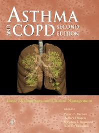 Asthma and COPD, 2nd Edition,Peter Barnes,Jeffrey Drazen,Stephen Rennard,Neil Thomson,ISBN9780123740014