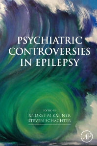 Cover image for Psychiatric Controversies in Epilepsy