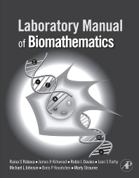 Cover image for Laboratory Manual of Biomathematics