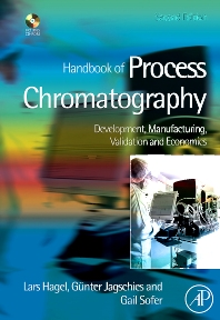 Handbook of Process Chromatography - 2nd Edition - ISBN: 9780123740236, 9780080554518