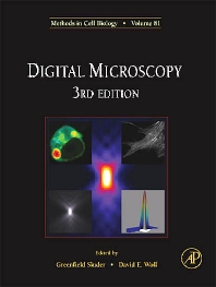 Digital Microscopy, 3rd Edition,Greenfield Sluder,David Wolf,ISBN9780123740250