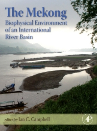 Cover image for The Mekong