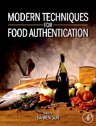 Modern Techniques for Food Authentication, 1st Edition,Da-Wen Sun,ISBN9780123740854