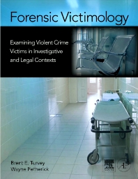Cover image for Forensic Victimology