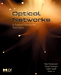 Cover image for Optical Networks