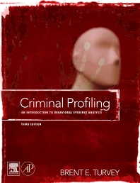 Criminal Profiling - 3rd Edition - ISBN: 9780123741004, 9780080569352