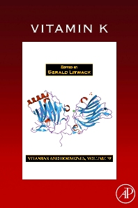Vitamin K - 1st Edition - ISBN: 9780123741134, 9780080570068
