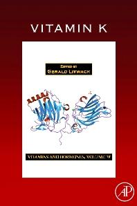 Vitamin K, 1st Edition,Gerald Litwack,ISBN9780123741134