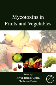 Cover image for Mycotoxins in Fruits and Vegetables