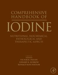 Cover image for Comprehensive Handbook of Iodine