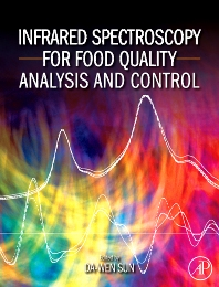 Infrared Spectroscopy for Food Quality Analysis and Control, 1st Edition,Da-Wen Sun,ISBN9780123741363