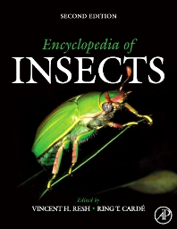 Encyclopedia of Insects, 2nd Edition,Vincent Resh,Ring Cardé,ISBN9780123741448