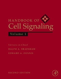 Handbook of Cell Signaling, 2/e, 2nd Edition,Ralph Bradshaw,Edward Dennis,ISBN9780123741455