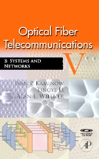 Cover image for Optical Fiber Telecommunications VB
