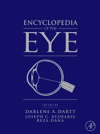 Cover image for Encyclopedia of the Eye